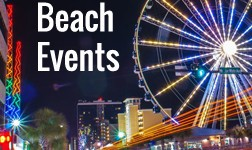 Myrtle Beach Area Weekend Guide