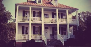 Hopsewee Plantation near Myrtle Beach South Carolina