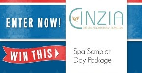 Cinzia Spa at North Beach Plantation - Give Away