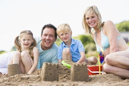 Everyone loves sandcastles!