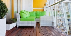 Condo Living: Creating the Perfect Balcony