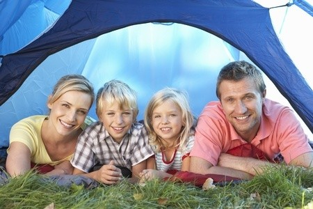 There are lots of family friendly campgrounds in the Myrtle Beach area!