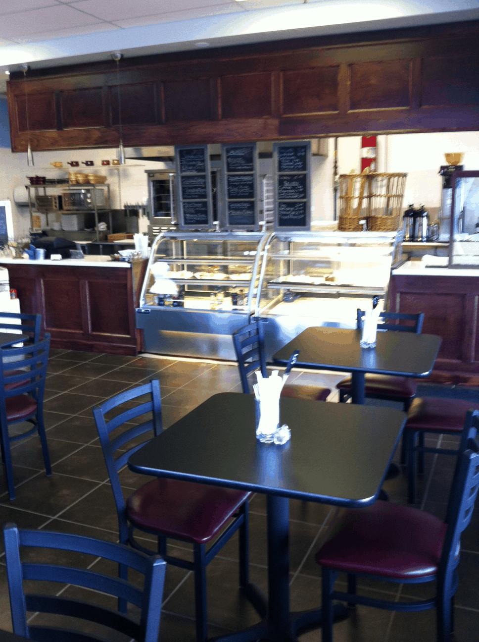 Cafe Bon Bon Opening Hours