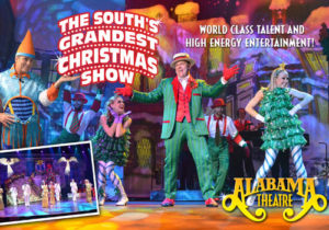 Alabama Christmas Show in Myrtle Beach