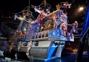 myrtle beach christmas show pirate voyage