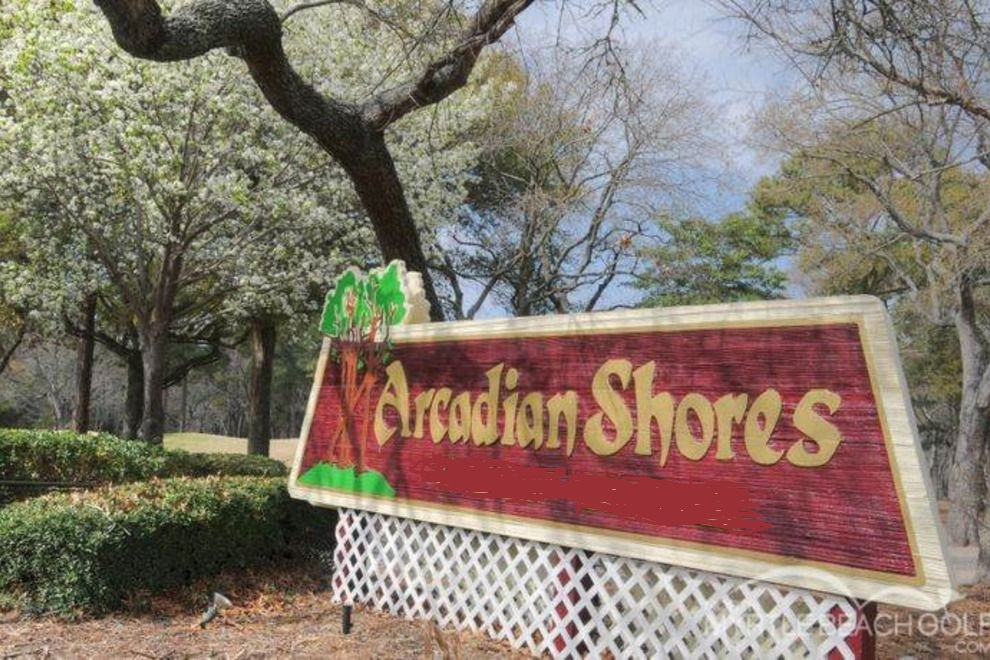 Arcadian Shores Homes for Sale