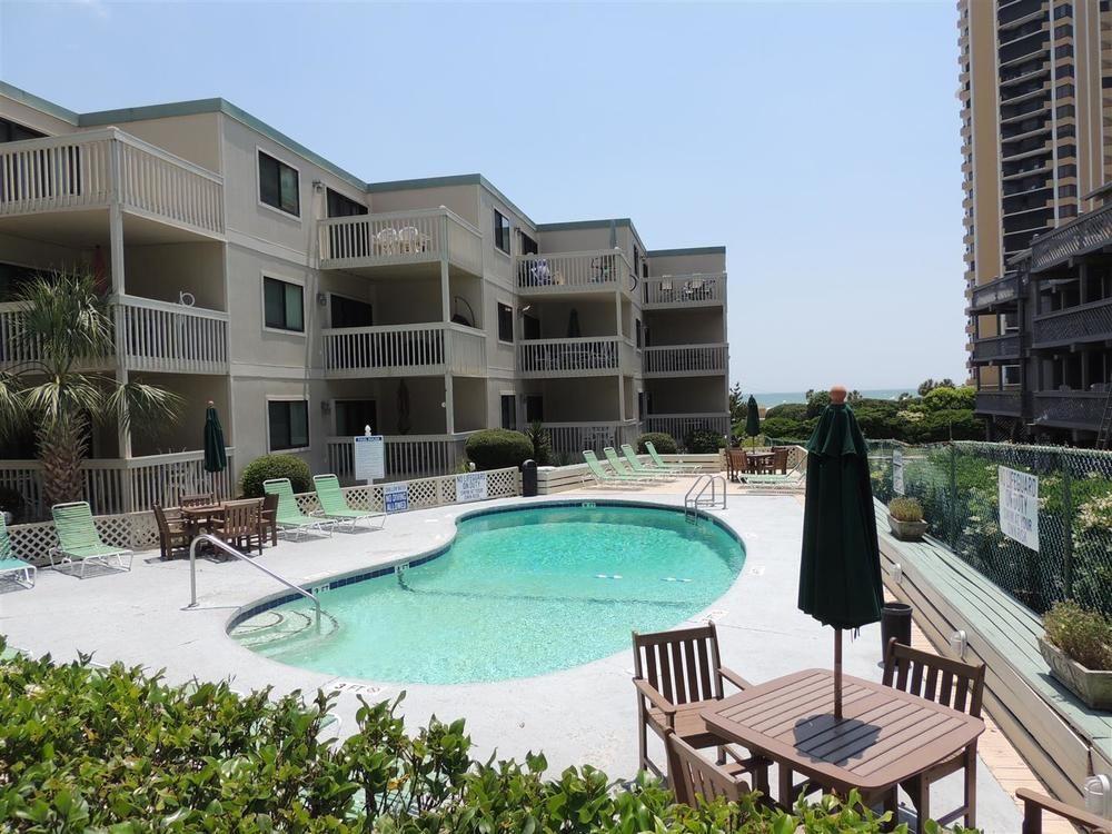 Ocean Bridge Pool 2 - Condos for Sale - Shore Drive - Myrtle Beach